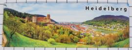 10 stuks koelkastmagneet Heidelberg P_DH0009