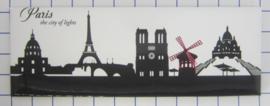 10 Magnettes Paris Mac:11.722