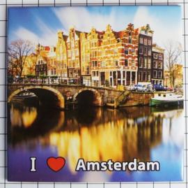 10 stuks Mega koelkastmagneet Amsterdam MEGA_V_20.003
