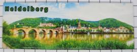 10 stuks koelkastmagneet Heidelberg P_DH0006