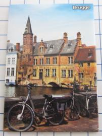 koelkastmagneten Brugge N_BB120