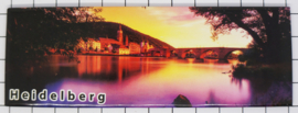 10 stuks koelkastmagneet Heidelberg P_DH0005