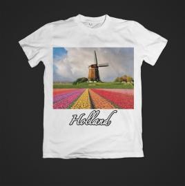 T-shirt Molens uitverkocht