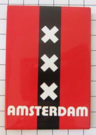 10 stuks koelkastmagneet   Amsterdam  MAC:20.001