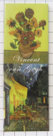 10 stuks koelkastmagneet Van Gogh panorama  MAC:21.401