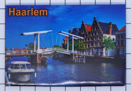 10 stuks koelkastmagneet  Haarlem N_NH5.010