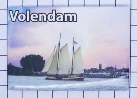 10 stuks koelkastmagneet  Volendam N_NH4.025
