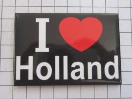 10 stuks koelkastmagneet Holland 20.514