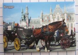 koelkastmagneten Brugge N_BB105