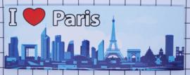 10 Magnettes Paris Mac:11.728
