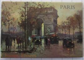 10 Magnettes  Paris    MAC:10.114