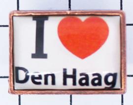 PIN_ZH3.150 Pin I love Den Haag