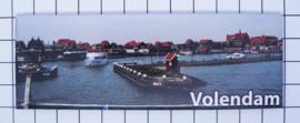 10 stuks koelkastmagneet  Volendam holland P_NH4.0024
