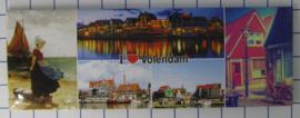 10 stuks koelkastmagneet Volendam P_NH4.0008