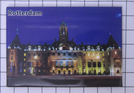 10 stuks koelkastmagneet Rotterdam N_ZH1.049