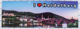 10 stuks koelkastmagneet Heidelberg P_DH0003