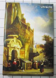 10 stuks koelkastmagneet  Utrecht door Cornelis Springer N_UT1.028