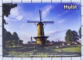 10 stuks koelkastmagneet Zeeland Hulst N_ZE7.602