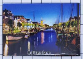 10 stuks koelkastmagneet Rotterdam N_ZH1.044