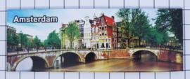 10 stuks koelkastmagneet Amsterdam  Unesco 22.027