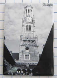 koelkastmagneten Brugge N_BB146