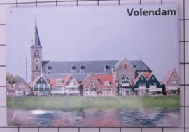 10 stuks koelkastmagneet  Volendam  N_NH4.020