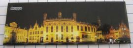 koelkastmagneten Brugge P_BB1004