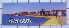 10 stuks koelkastmagneet  Volendam holland P_NH4.0026