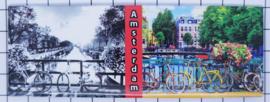 10 stuks koelkastmagneet Amsterdam  22.003