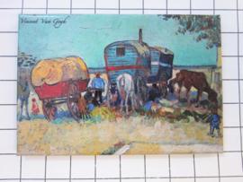 10 stuks koelkastmagneet Van Gogh MAC:20.419