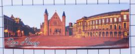 10 stuks koelkastmagneet  Den Haag  P_ZH3.0032