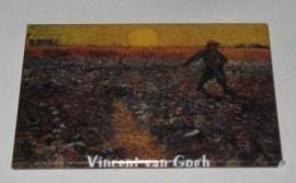 10 stuks koelkastmagneet  Van Gogh MAC:20.416