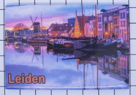 10 stuks koelkastmagneet  Leiden N_ZH6.014