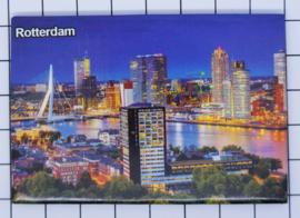 10 stuks koelkastmagneet Rotterdam N_ZH1.041