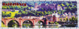 10 stuks koelkastmagneet Heidelberg P_DH0013