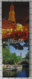 10 stuks koelkastmagneet  Utrecht P_UT1.0009