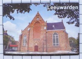 10 stuks koelkastmagneet Leeuwarden N_FR2.007