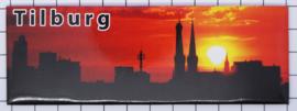 10 stuks koelkastmagneet Tilburg P_NB2.0003