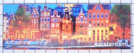 10 stuks koelkastmagneet Amsterdam  22.028