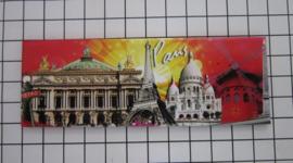 10 Magnettes Paris Mac:11.706