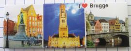koelkastmagneten Brugge P_BB1001