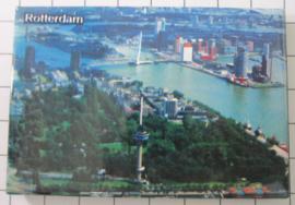 10 stuks koelkastmagneet Rotterdam N_ZH1.038