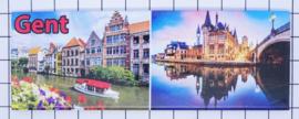 koelkastmagneten Gent P_BG2015