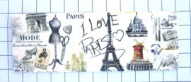 10 Magnettes Paris Mac:11.714