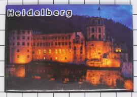 10 stuks koelkastmagneet Heidelberg N_DH015