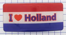 HAR 322 Haarspeld ik hou van Holland