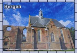 10 stuks koelkastmagneet  Bergen N_NH6.003