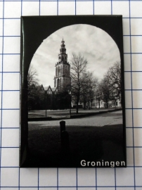 10 stuks koelkastmagneet  Groningen N_GR1.004