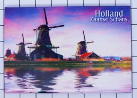 10 stuks koelkastmagneet  Holland Mac:20.243