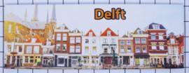 10 stuks koelkastmagneet Delft P_ZH5.0016